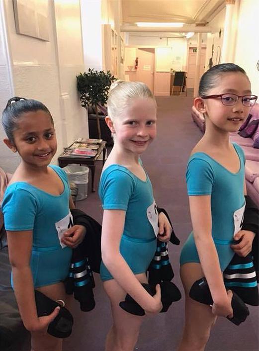 Dansarena Ayr, Classical Ballet, Modern Theatre, Tap, Jazz